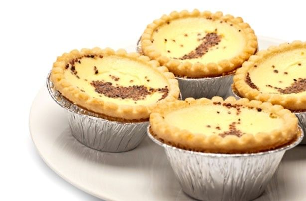 The Great British Bake Off 2013: the technical challenges - Custard tarts #greatbritishbakeoff #gbbo