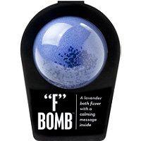 """da Bomb """"F"""" Bomb Bath Fizzer"""