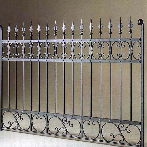 Забор кованый 6000 м2