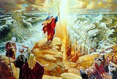 Bukti Bahwa Nabi Musa Pernah Membelah Lautan