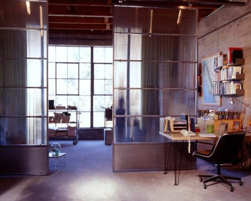 Méchant Design: windows wall separator