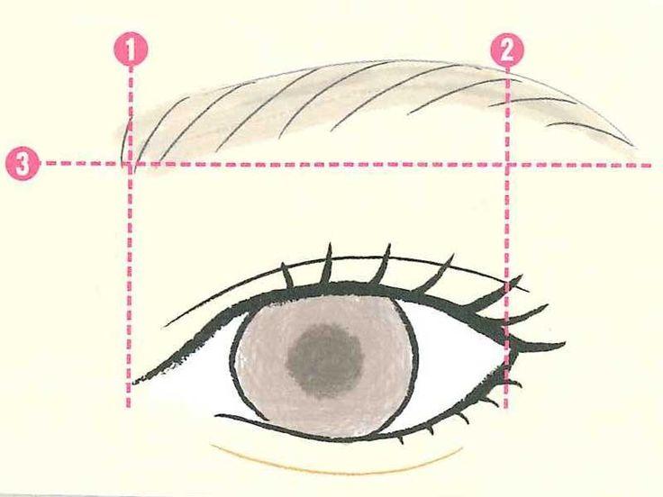錯視と呼ばれる目の錯覚をメイクに応用すると、顔の見え方を自由に操ることがでコンプレックス解消にも役立ちます!視覚マジックを応用した、眉&デカ目アイメイクのやり方を紹介します。