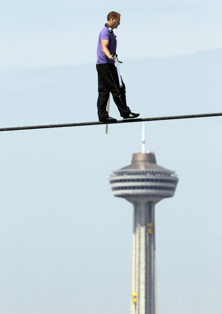 Best Nik Wallendafamily Images On Pinterest Walks - Nik wallendas epic blindfolded skyscraper tightrope walk