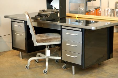 Best 20 Metal Desk Makeover Ideas On Pinterest