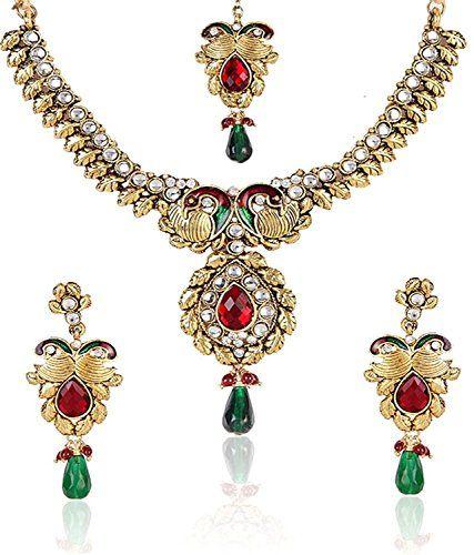 VVS Jewellers Ethnic Bollywood Fashion Gold Plated Elegan... https://www.amazon.com/dp/B071WRMFY3/ref=cm_sw_r_pi_dp_x_LjZvzb1Z9E036