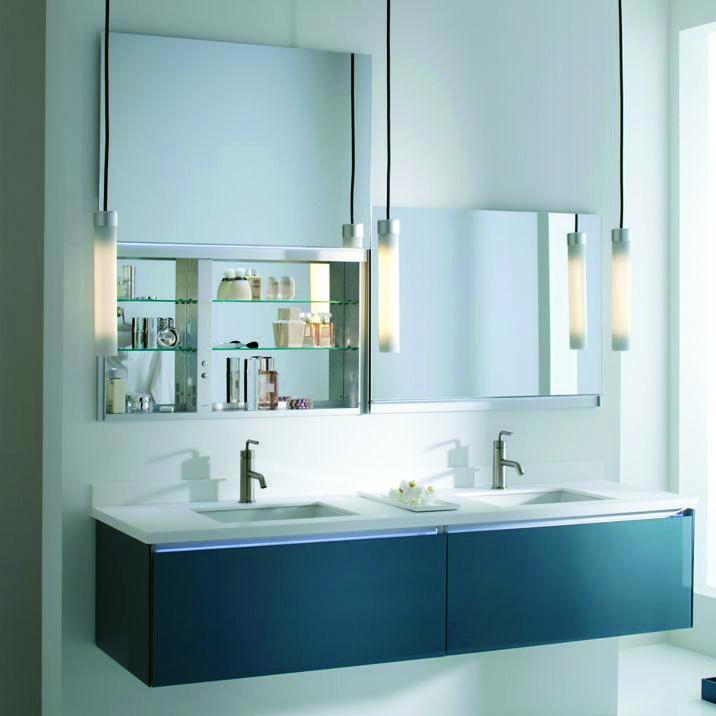 Homeeideas Com Mirror Cabinets Bathroom Mirror Cabinet Diy Bathroom Decor