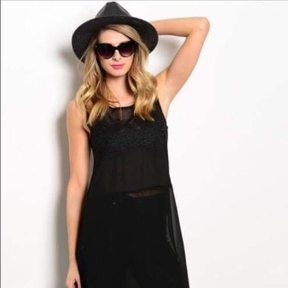 Maxi dress This also makes a great cover up for your bathing suit! Dresses Maxi