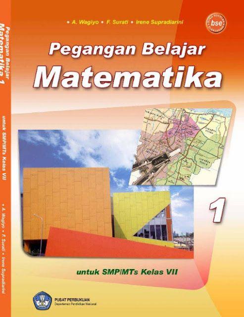 Download Buku Siswa KTSP SMP dan MTs Kelas 7 Pegangan Belajar Matematika 1