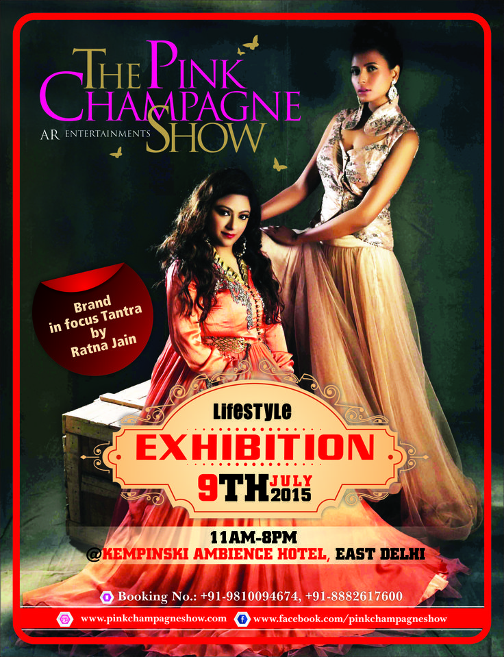 The Pink Champagne Show