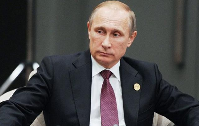 Putin: '40 Countries Finance ISIS Including Some G20 Members'