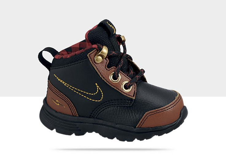 Ummm Pretty sure Silas NEEDS these. Nike Dual Fusion Jack (2c-10c) Toddler Boys' Boot