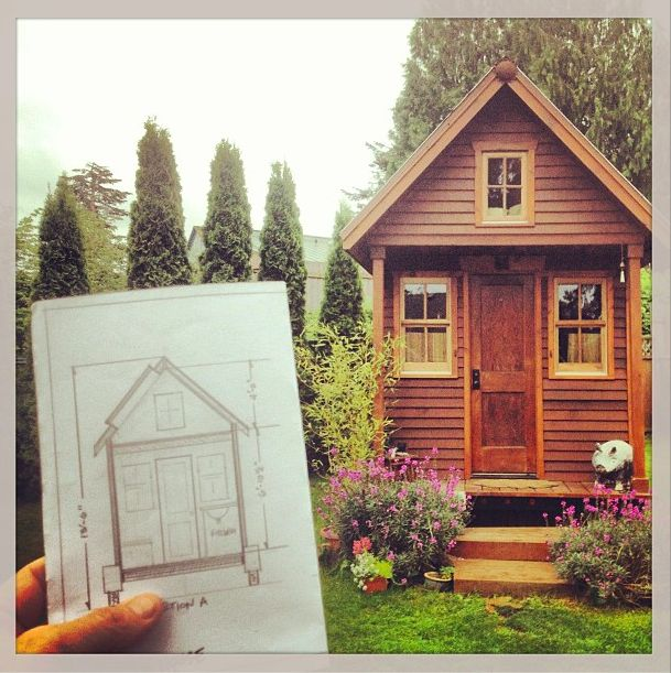 Your Questions Answered: How Much Does a Tiny House Cost? by Dee Williams  | PAD - Portland Alternative Dwellings