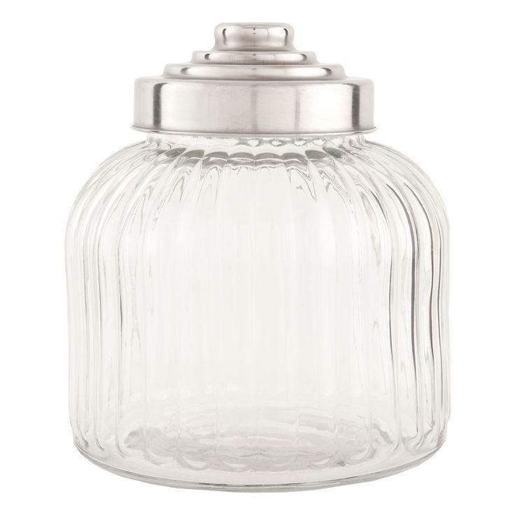 Słój szklany Ø 17*21 cm Magiczne Mieszkanko