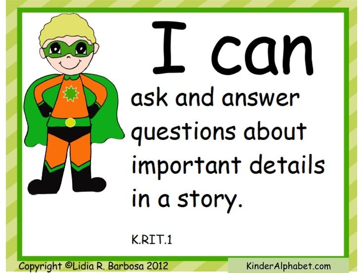 Cute I Can posters in a super hero theme. What's YOUR super power?