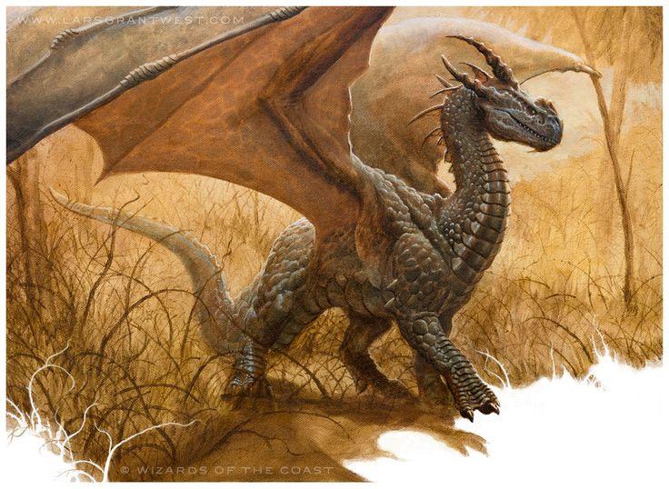 Iron Dragon (c) Lars Grant-West