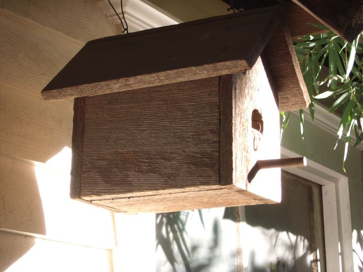Cool Birdhouse Paint Jobs