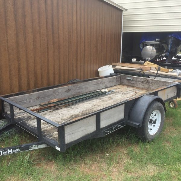 For Sale: 5x8 trailer for $500