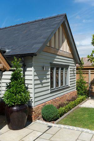 Border Oak Single Storey Dwelling