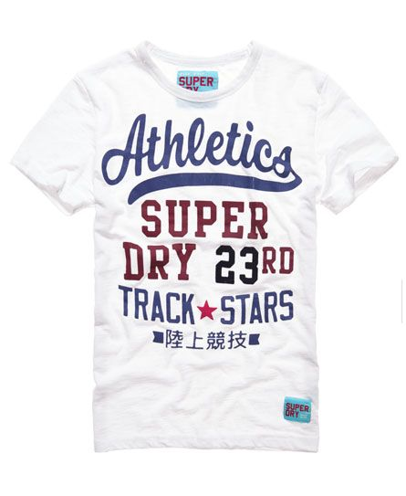 Superdry Camiseta Track Star