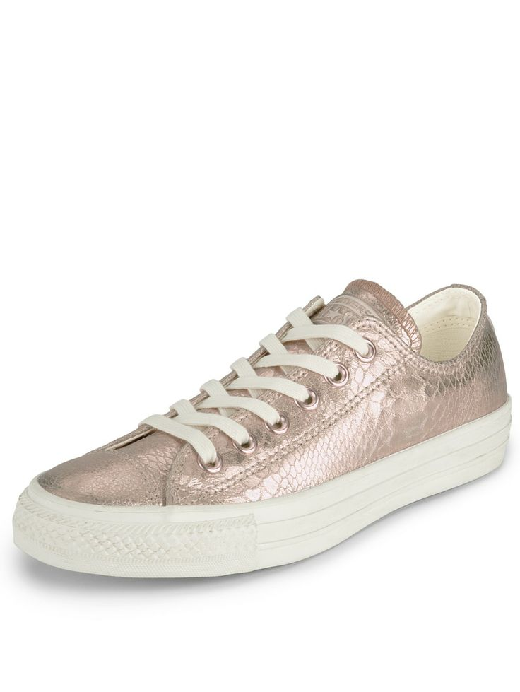 all star converse chuck taylor stars gold low roses rose gold. Black Bedroom Furniture Sets. Home Design Ideas