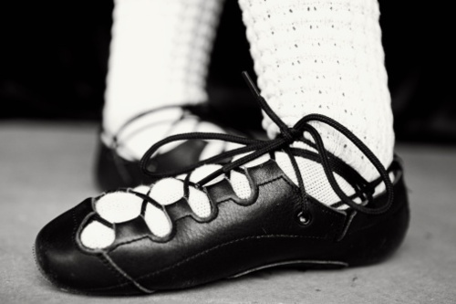 Irish Dance Shoes - Leigh Duenas Photography