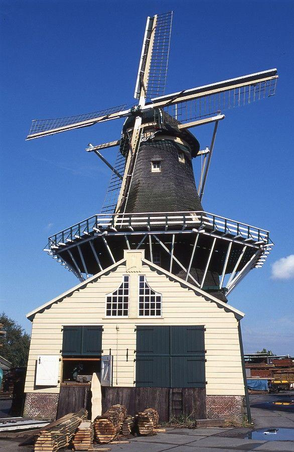 Zaagmolen De Heesterboom, Leiden