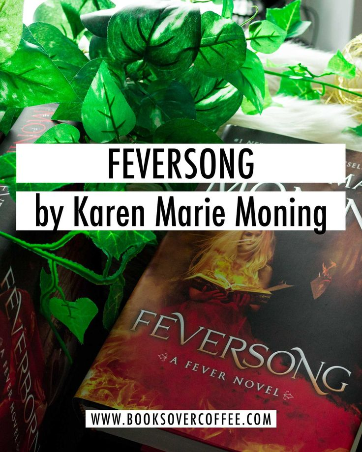 Review of Feversong by Karen Marie Moning (Fever #9)