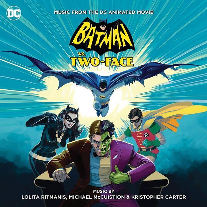 Prepare your ears, old chums! The BATMAN VS. TWO-FACE soundtrack will be available on 10/6! Listen to the main title theme here: https://youtu.be/gvNow2pQ3sg #Batman #dccomics #superman #manofsteel #dcuniverse #dc #marvel #superhero #greenarrow #arrow #justiceleague #deadpool #spiderman #theavengers #darkknight #joker #arkham #gotham #guardiansofthegalaxy #xmen #fantasticfour #wonderwoman #catwoman #suicidesquad #ironman #comics #hulk #captainamerica #antman #harleyquinn
