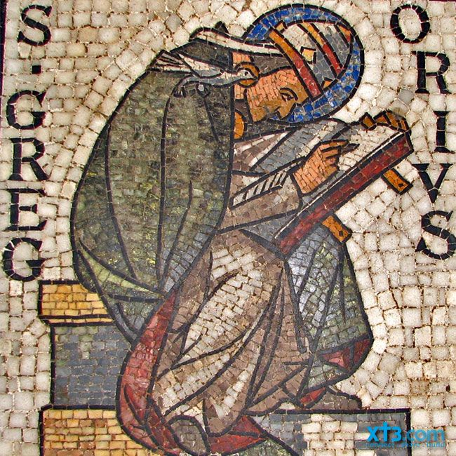 Happy #FeastDay of Pope St Gregory the Great, patron #saint of teachers!