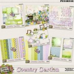Country Garden Bundle