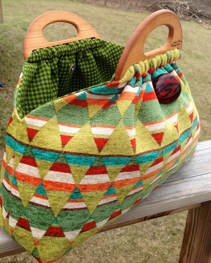 40 Best Knitting Bags Vermont Wooden Handles Images On
