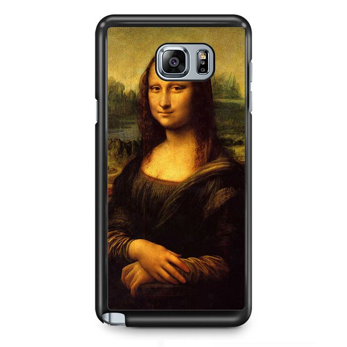 Monalisa Picture TATUM-7365 Samsung Phonecase Cover Samsung Galaxy Note 2 Note 3 Note 4 Note 5 Note Edge
