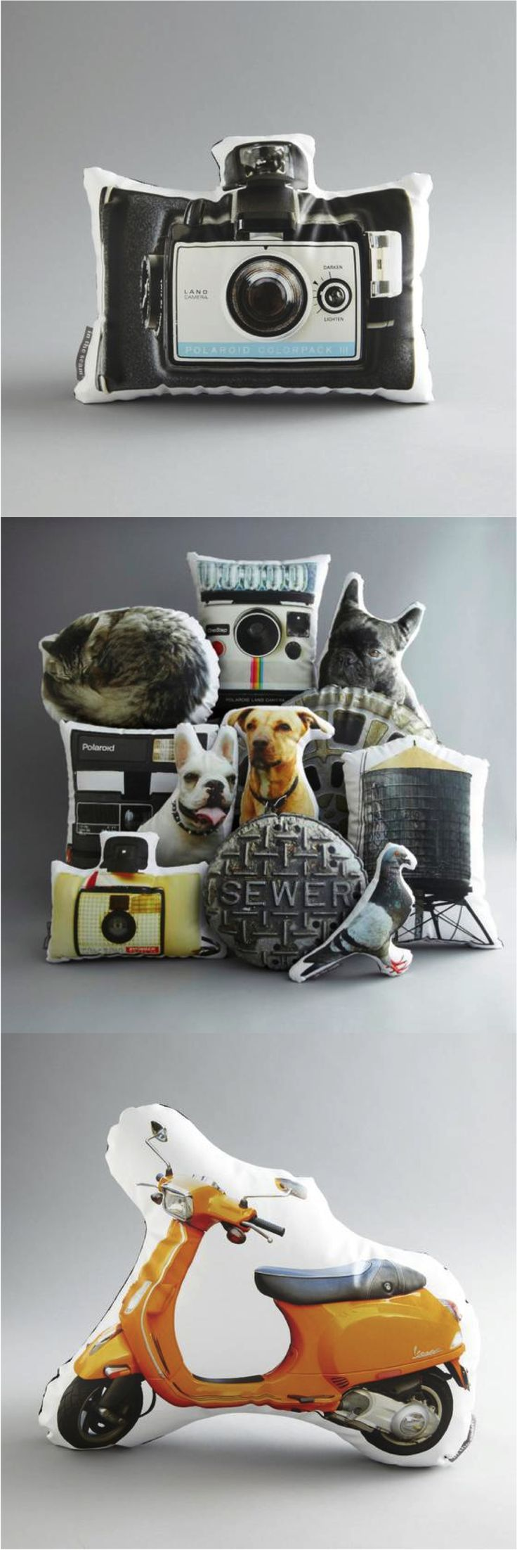 If it can be photographed, it can be made into an amazing pillow! | Made on Hatch.co