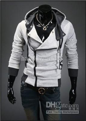 Assassin Hoodie looks cool