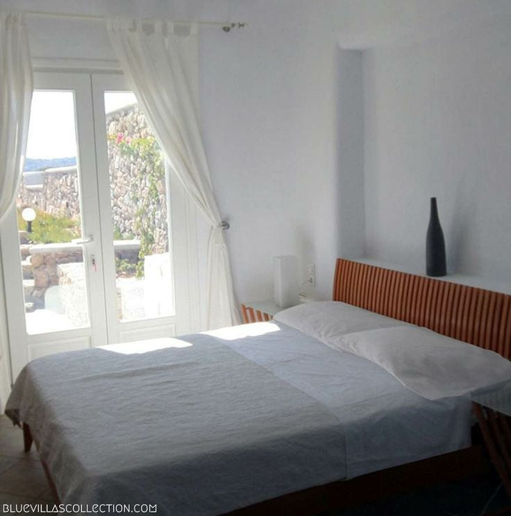 Nephele Villa Bedroom