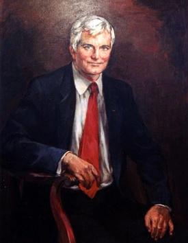 The Right Honourable John Napier Turner,  17th Prime Minister of Canada  (1984)   #cdnpoli