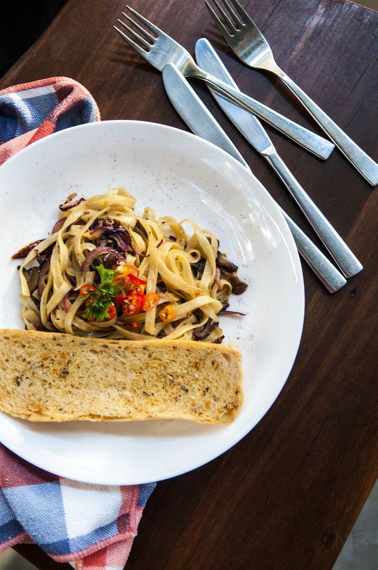 Spaghetti @Livingstone, Bali