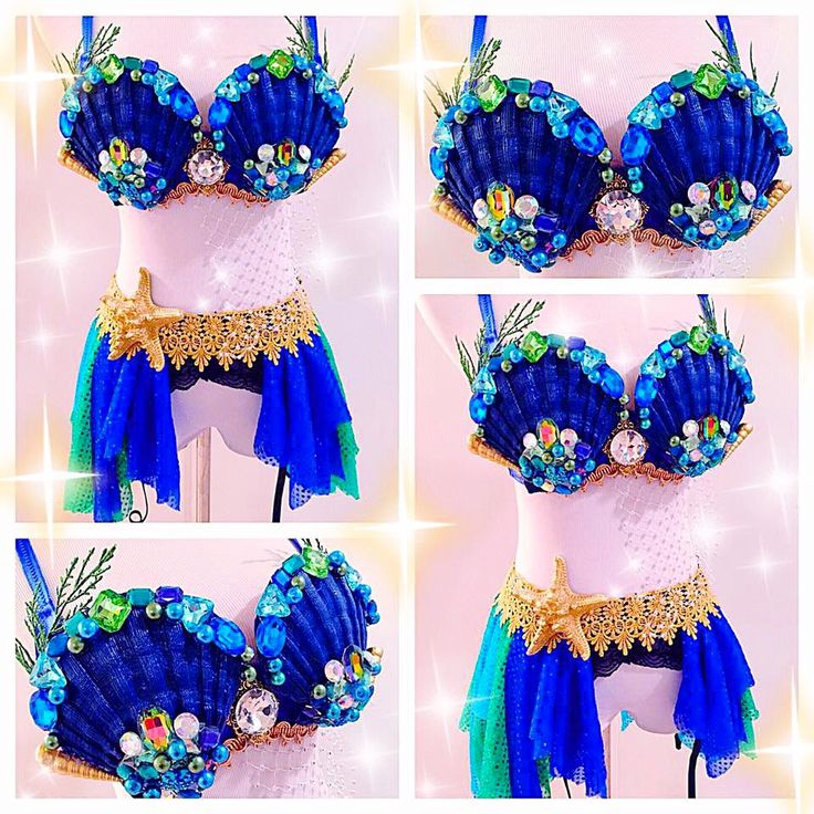 Blue Lagoon Mermaid  To custom order for @groovecruise please email us at: electriclaundry@gmail.com