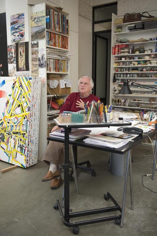 Gérard Fromanger - Peintre né en 1939