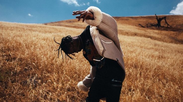"Travis Scott Shares Latest Single, ""The Hooch"" 