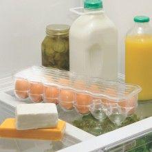 Organisateurs pour le réfrigérateur par Interdesign