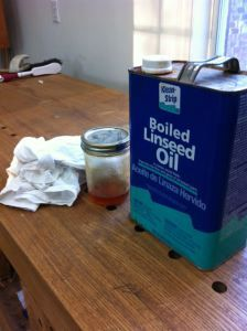 When it comes to finishing a project there are literally 1,000's of options. Take your pick.  My pick for the last several years is Boiled Linseed Oil (BLO, on the web).  I have used it on everythi...