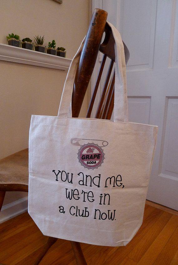 Home Made Disney Bags