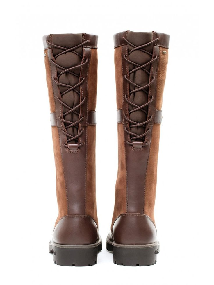 Adjustable calves!!! The Dubarry Glanmire Knee High Leather boots