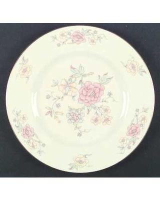 Find the Best Deals on Pickard Georgian Manor Dinner Plate, Fine China Dinnerware - Pastel Pink,Yellow&Blue Flowers