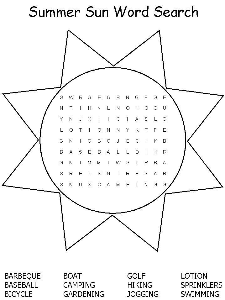 9 best children 39 s puzzle worksheets images on pinterest worksheets puzzle and puzzles. Black Bedroom Furniture Sets. Home Design Ideas