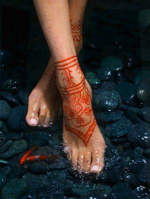 best 25 henna ideas on