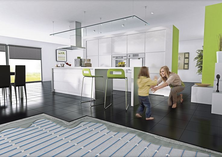 Pokládáme elektrické podlahové topení | Dům a byt