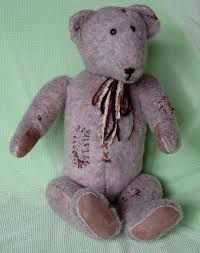 Image result for teddy with button eyes