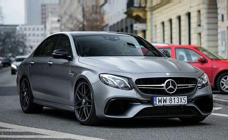Mercedes E63 AMG • W213